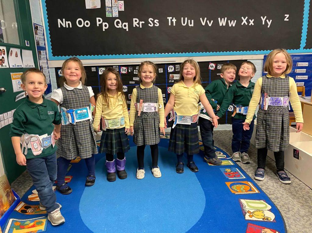 Pre-Kindergarten Class